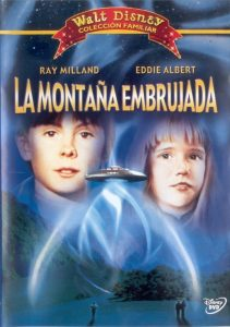 Póster de la película La montaña embrujada (1975)