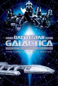 Póster de la serie Battlestar Galactica (1978) Temporada 1