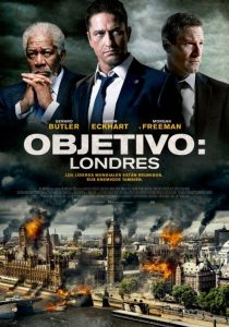 Póster de la película Objetivo: Londres