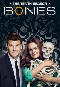 Póster de la serie Bones Temporada 10