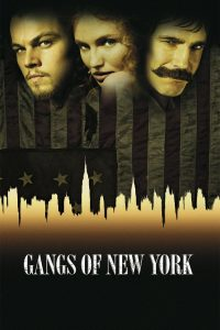 Póster de la película Gangs of New York