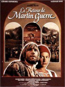 Póster de la película El regreso de Martin Guerre