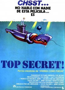 Póster de la película Top Secret!