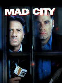 Póster de la película Mad City
