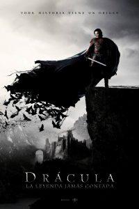 Póster de la película Drácula, la leyenda jamás contada