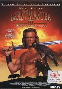 Póster de la película El señor de las bestias III: El ojo de Braxus