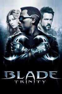 Póster de la película Blade Trinity