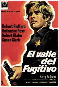 Póster de la película El valle del fugitivo
