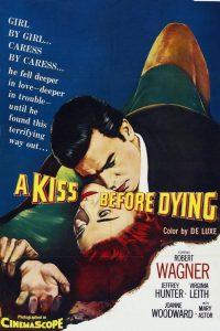 Póster de la película Un beso antes de morir