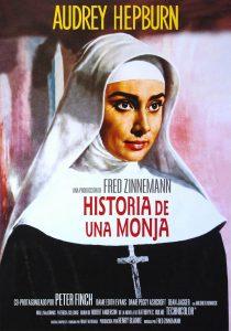 Póster de la película Historia de una monja