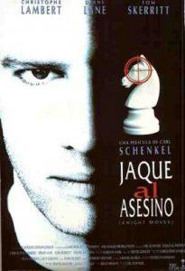 Póster de la película Jaque al asesino