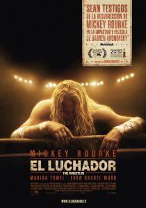 Póster de la película El luchador