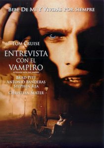 Póster de la película Entrevista con el vampiro