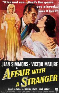 Póster de la película Entre dos mujeres (1953)