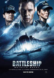 Póster de la película Battleship