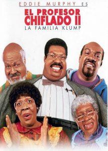 Póster de la película El profesor chiflado II: La familia Klump