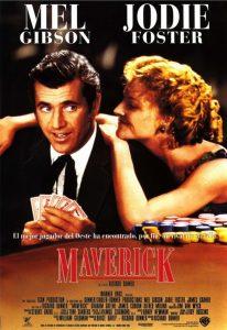 Póster de la película Maverick