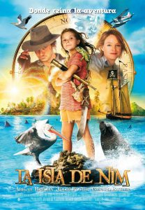 Póster de la película La isla de Nim