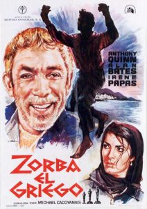 Póster de la película Zorba el griego