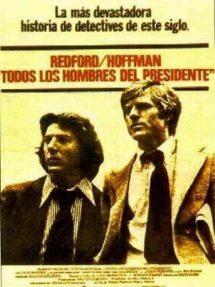 Póster de la película Todos los hombres del presidente