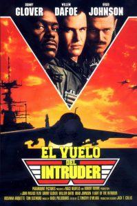 Póster de la película El vuelo del Intruder