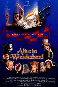 Póster de la película Alicia en el País de las Maravillas (1999)