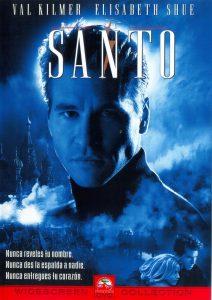 Póster de la película El santo