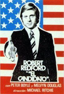 Póster de la película El candidato
