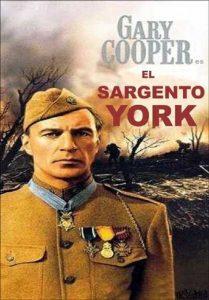 Póster de la película El Sargento York