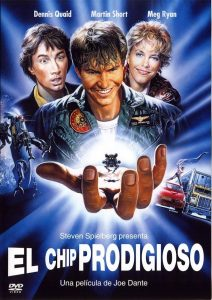 Póster de la película El chip prodigioso