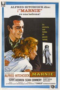 Póster de la película Marnie, la ladrona