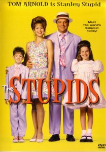 Póster de la película La familia Stupid