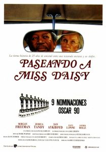Póster de la película Paseando a Miss Daisy