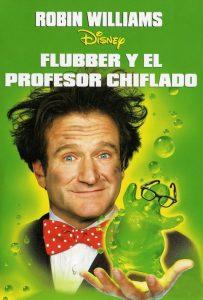 Póster de la película Flubber y el profesor chiflado