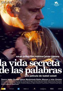 Póster de la película La vida secreta de las palabras