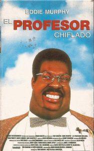 Póster de la película El profesor chiflado (1996)
