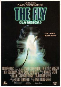 Póster de la película La mosca