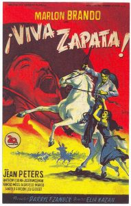 Póster de la película Viva Zapata!