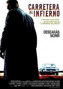 Póster de la película Carretera al infierno (The Hitcher)