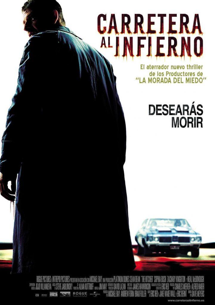 La Pelicula Carretera Al Infierno The Hitcher El Final De