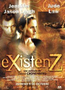 Póster de la película eXistenZ