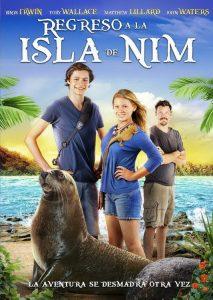 Póster de la película Regreso a la isla de Nim