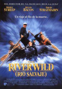 Póster de la película Río salvaje