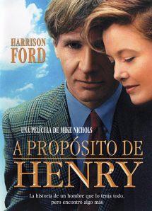 Póster de la película A Propósito de Henry