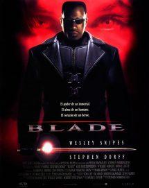 Póster de la película Blade
