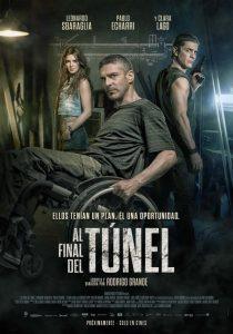 Póster de la película Al final del túnel