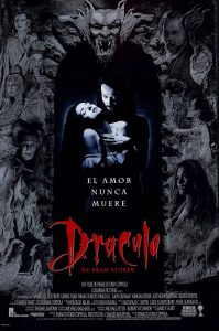 Póster de la película Drácula de Bram Stoker