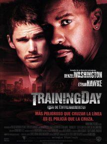 Póster de la película Training Day (Día de entrenamiento)