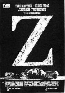 Póster de la película Z
