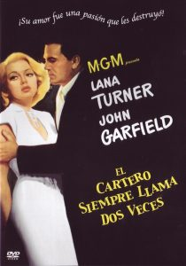 Póster de la película El cartero siempre llama dos veces (1946)
